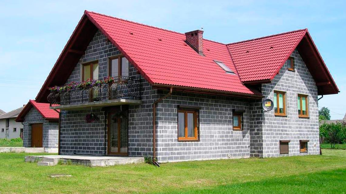Строительство домов из термоблоков под ключ в Крыму