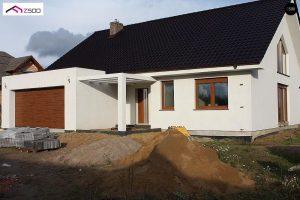 Строительство домов в Крыму под ключ - Проект Z202