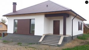 Строительство домов под ключ в Крыму - Проект Z141
