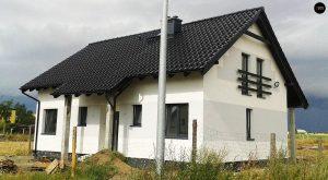 Строительство домов под ключ в Крыму - Проект Z7 P 35
