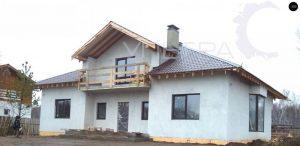 Строительство домов в Крыму под ключ - Проект Z10 GL2 STU bk