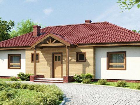 Строительство домов под ключ в Крыму - Проект Z5