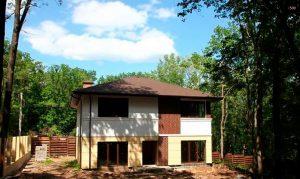 Строительство домов под ключ в Крыму - Проект Zx2