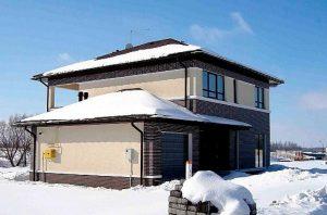 Строительство домов под ключ в Крыму - Проект Zx24