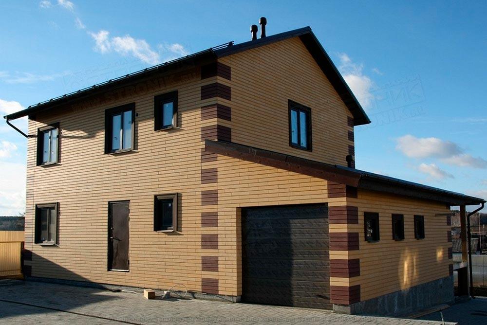 Строительство домов в Крыму - Строительство из СИП панелей