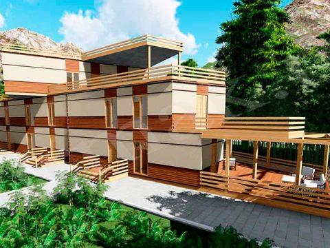 Строительство домов в Крыму - Лучший способ построить гостиницу в Крыму