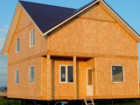 Строительство домов в Крыму - Подходит ли панельно-каркасное строительство в Крыму
