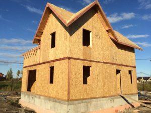 Строительство домов под ключ в Крыму - галерея