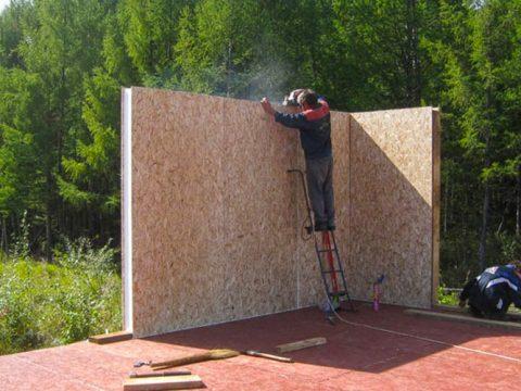 Строительство домов в Крыму - Термины, используемые при строительстве из СИП-панелей