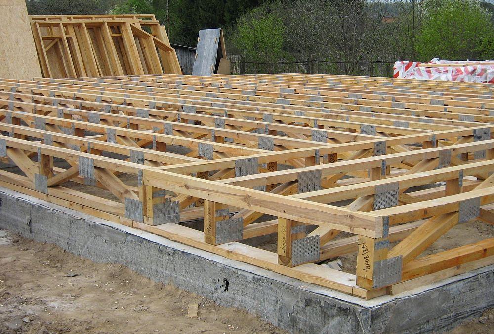 Строительство домов в Крыму - Какой фундамент лучше подойдёт для дома из СИП-панелей 2