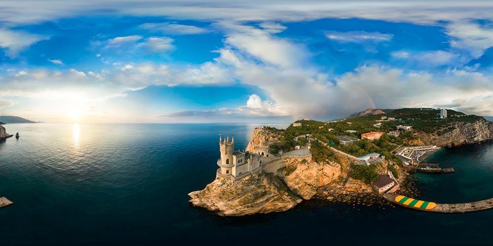 Строительство домов в Крыму - Почему полуостров Крым?