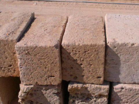 Строительство домов в Крыму - Расчет блоков на дом из ракушечника