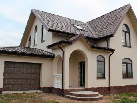 Строительство домов в Крыму - Дом из газобетонных блоков - плюсы и минусы