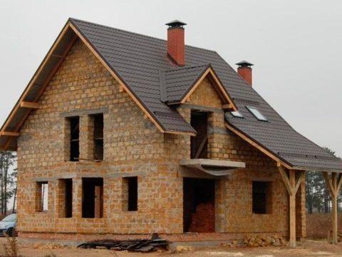 Строительство домов в Крыму - Строительство домов из ракушечника в Крыму