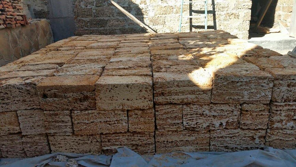 Строительство домов в Крыму - Экологичность ракушечника