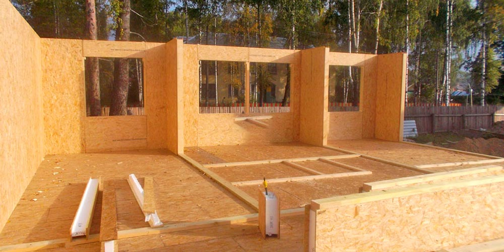 Строительство домов в Крыму - Ошибки при строительстве дома из СИП-панелей