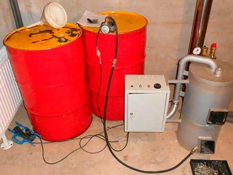 Строительство домов в Крыму - Способы отопления дома из СИП панелей