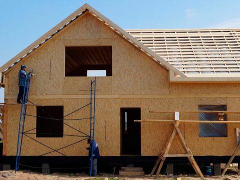 Строительство домов в Крыму - Инструкция по сборке домов из СИП-панелей