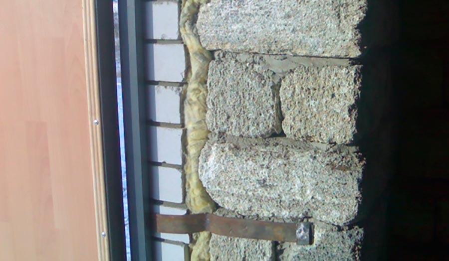 Строительство домов в Крыму - Чем утеплять стены из ракушняка?