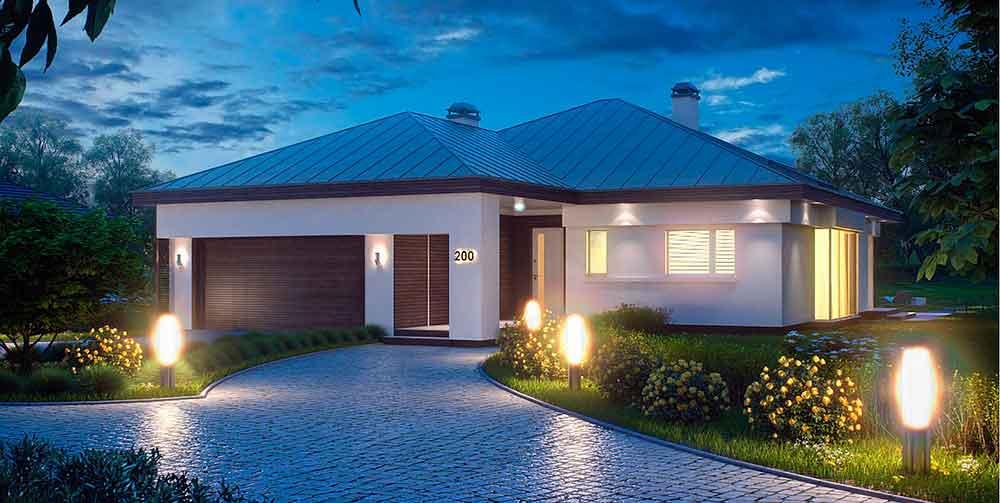 Строительство домов в Крыму - Дома из ваших пожеланий