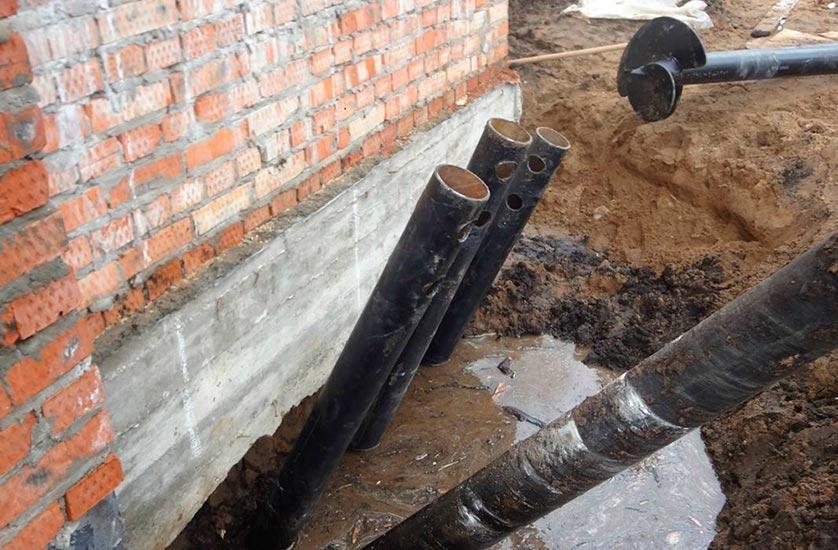 Строительство домов в Крыму - Возможная профилактика перед работами