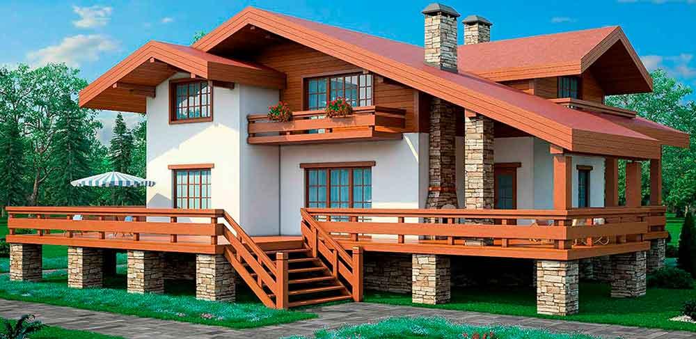 Строительство домов в Крыму - Плюсы строительства